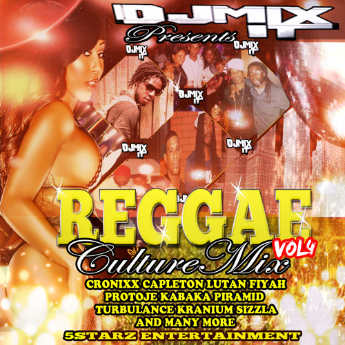 DJ Mix-It - Culture Mix Vol. 4