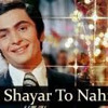 Main Shayar To Nahi - Cover from Bobby