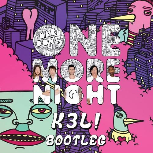 Download for free metrognome — maroon 5 one more night listen.