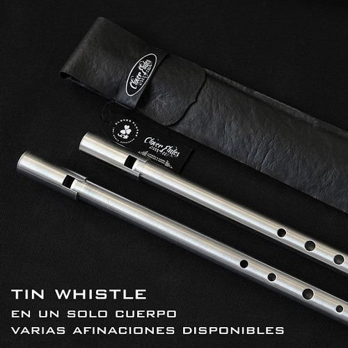 Tin Whistle D -001