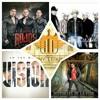 Mix De Nuevas Canciones De Nuevos Grupos:Vision, Inkieto, Noble, Los Rojos Y Tony Tesoro Portada del disco