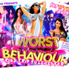 Soca Mix 2015 #Worst Behaviour Road Trip 2 Leciester 17/1/2015 @Street Life LE1 3QE