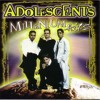 ADOLESCENTES ORQUESTA MIX EXITOS Portada del disco