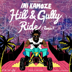 Ini Kamoze - Hill & Gully Ride REMIX (XTM.Nation)