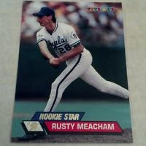 6/25/2013 Rusty Meacham Interview (Passed Ball Show)