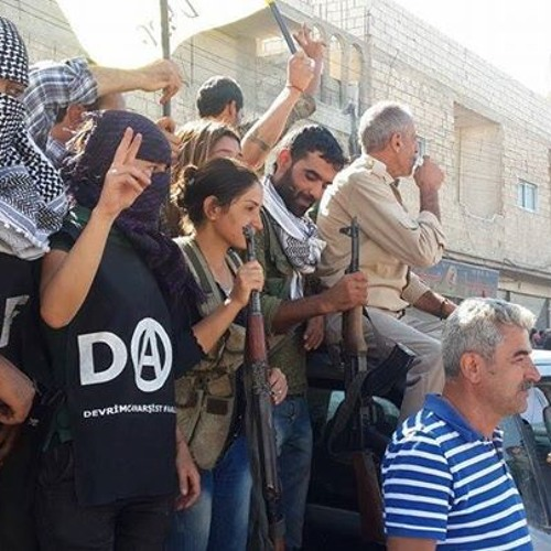 Revolutionary Kurds Resist ISIL