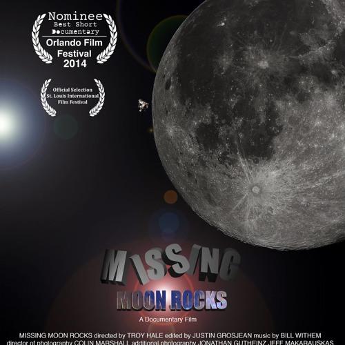 Missing Moon Rocks - film score