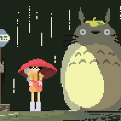 Grizzly J - TOTORO (CRO¥DON's ブリスベース ReGhibli)