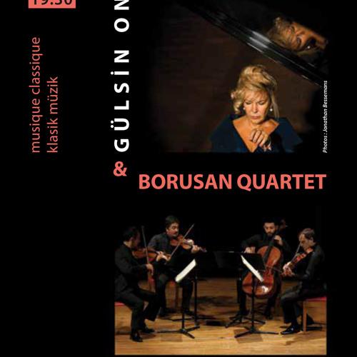 Gülsin Onay & Borusan Quartet -23 10 2014- 7