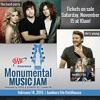 Dave AAA Monumental Music Jam Announcement With The Band Perry 11 - 3