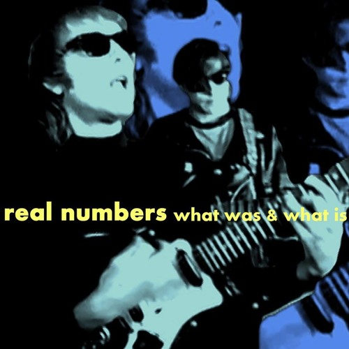 Real Numbers - Might I See You Tonight (ARR-039)