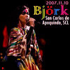 Bjork - 5 Years (Live in Chile 2007)