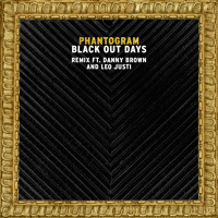 Phantogram Black Out Days (Remix Ft. Danny Brown and Leo Justi) Artwork