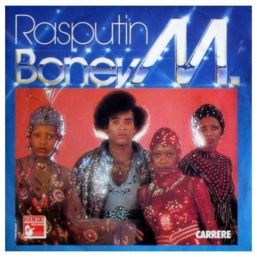 RASPUTIN - Boney M. DJ YAK'Ô Version