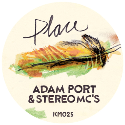 Adam Port & STEREO MC'S - Place (KM025)