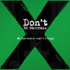 Don't - Ed Sheeran (Cover)