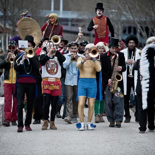 Mardi GRO Brass Band