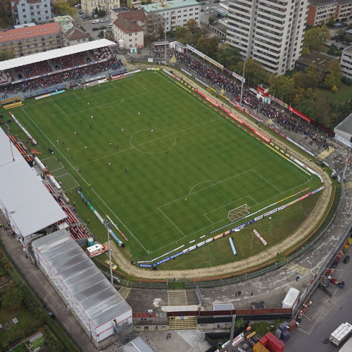 Stadionhymnen