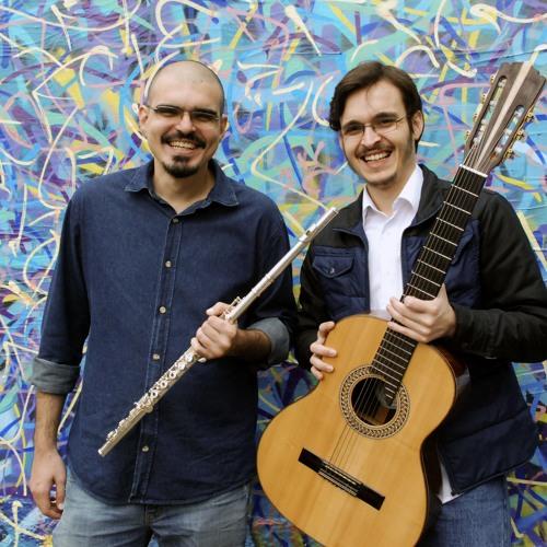 Três Estrelinhas (Anacleto De Medeiros) - Toque Em Duo  Ivan Melillo E Bruno Vinci