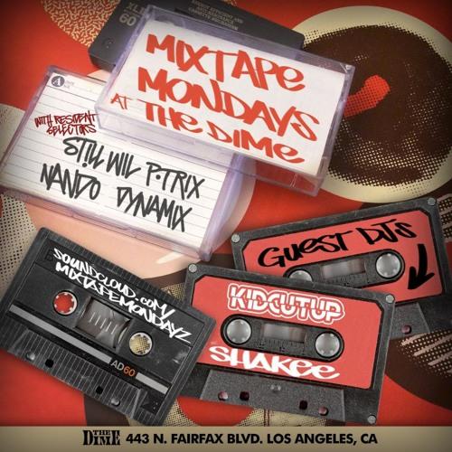 DJ SHAKEE LIVE AT MIXTAPE MONDAYS