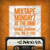 DJ Amen Ra Live at Mixtape Mondayz Part 2