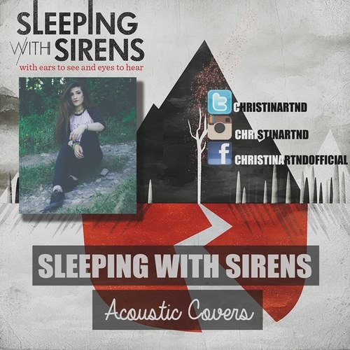 Sleeping With Sirens If I'm James Dean, You're Audrey Hepburn Acoustic Cover