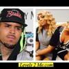 Chris Brown goes in on Adrienne Bailon & Tamar Braxton