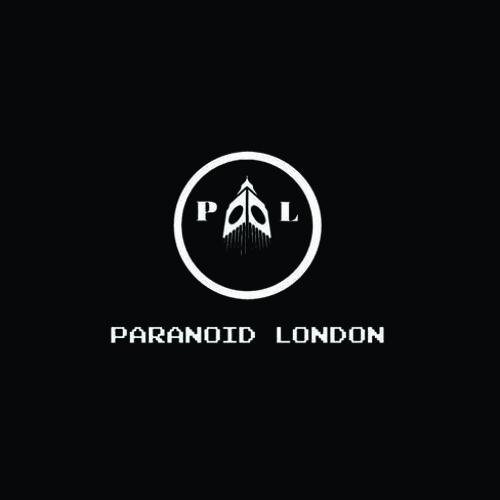 Paranoid London - Paranoid London PDONLP001 Release Date 8/12/14