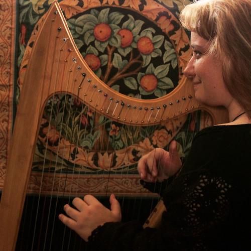 Captain O'Kane - Jana Souflova's celtic harp