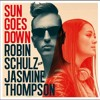 Robin Schulz Feat Jasmine Thompson- Sun Goes Down (Radio Mix)