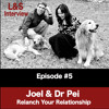 Relaunch Your Relationship with Special Guest Joel & Dr Pei of Relaunch Podcast - Episode #5