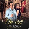 Dj Pana Ft. Melody Ruiz - No Se Official Remix (Effects Saludo Para DJ Yefrer Germain)