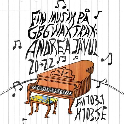 GBG Wax Trax #78 med Andrea Jävel