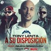 A Tu Disposicion - Ñejo ft tony lenta , Ñengo flow ( Intro remix kamy salas )