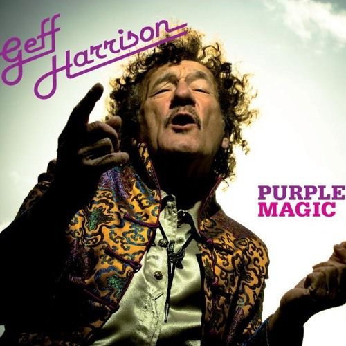 01 - Geff Harrison   Purple's A Colour