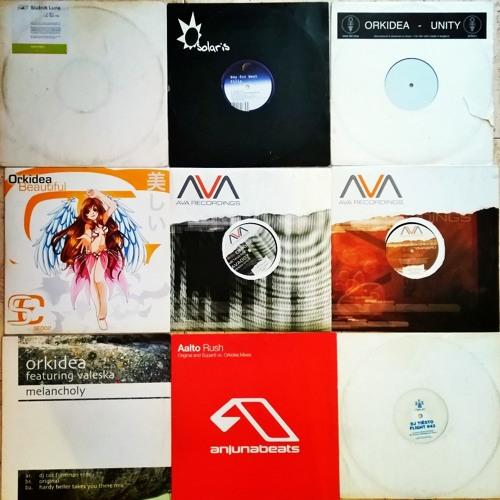 Orkidea singles & remixes