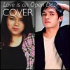 Love Is An Open Door - Frozen OST Cover (Jayce Mark & Sitti Adelene Ahamad)