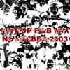 Hip Hop and R&B Mix November 2003