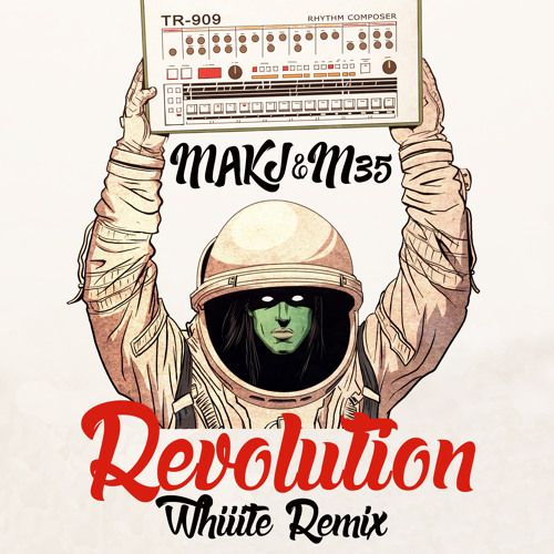 Revolution (Whiiite's Future1hundred Remix)