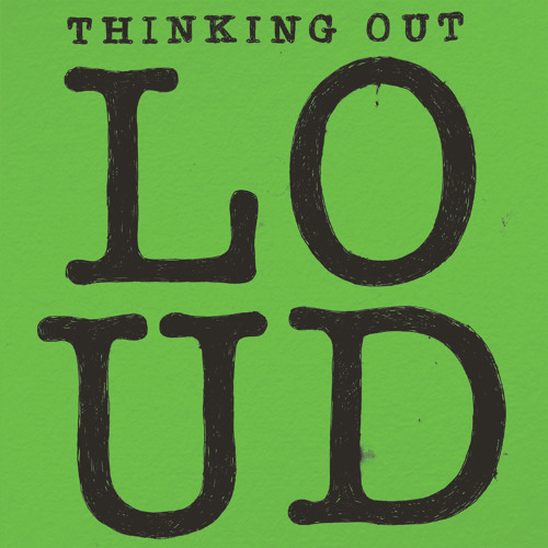 Thinking Out Loud (Alex Adair Remix)