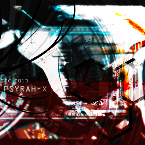 Project Psyrah - X - Children Of God (Tech Psy) UPCOMING