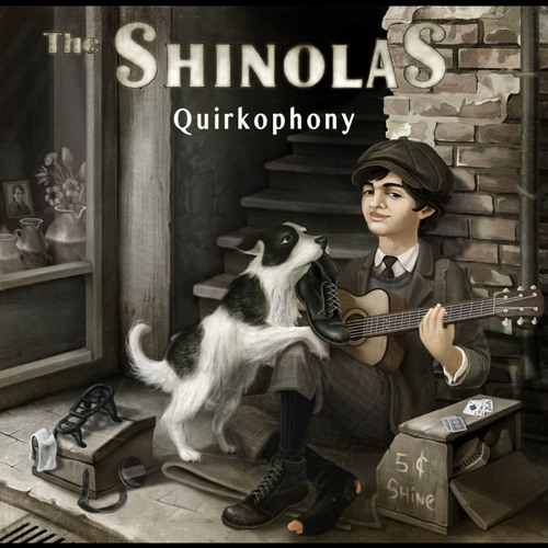 "The Shinolas- ""quirkophony"""
