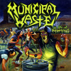 Municipal Waste - Sadistic Magician (Guitar Cover)