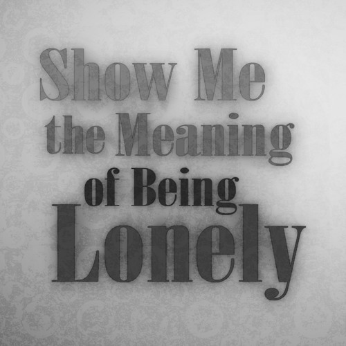 Lonely meaning