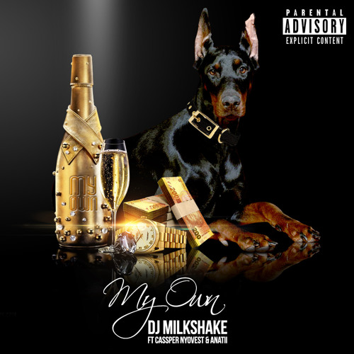 DJ Milkshake Ft Cassper Nyovest x Anatii - My Own Instrumental Remake