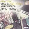 Para One - Rinse FR - Spécial Rap Français