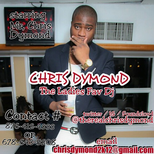 Chris Dymond presents GONE BACK INA DI 90'S #vol2 RETRO DANCEHALL
