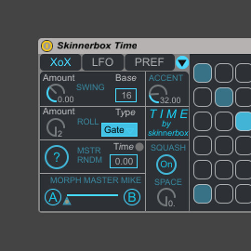 Time & Timbre by Skinnerbox
