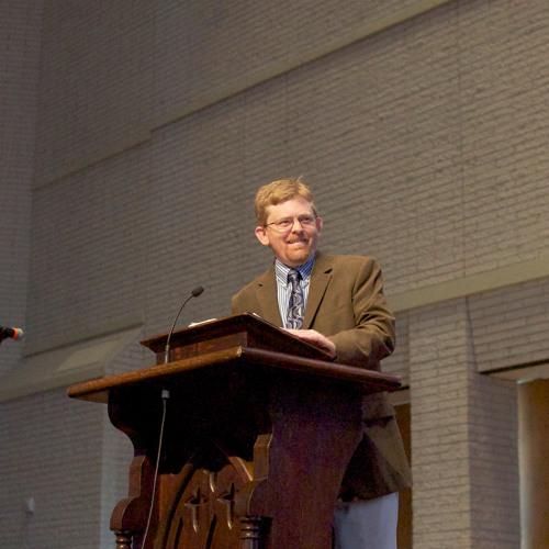 Streams in the Negev   Rev. Bob Bjerkaas