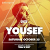 Yousef - recorded live at Habitat - CALGARY - 25 Oct 2014